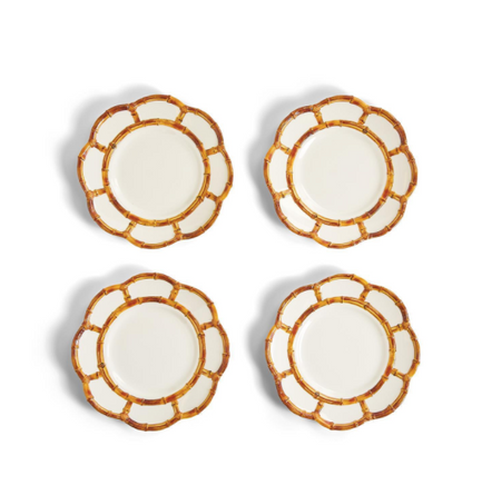 Bamboo Touch Accent Plate (sold individually)