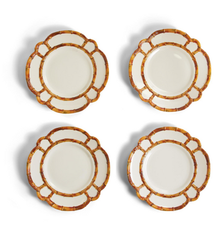 Bamboo Touch Dinner Plate (sold individually)