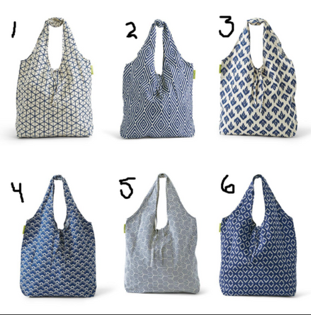 Reusable Eco-Friendly Tote Bag