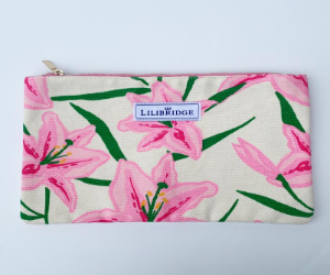 Pink Lili Lilibridge Clutch