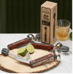 Mix Master Bar Tool Set
