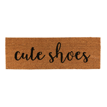 Door Mat- Cute Shoes