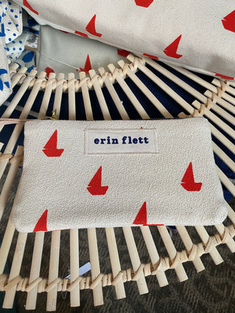 Wristlet Red Boats
