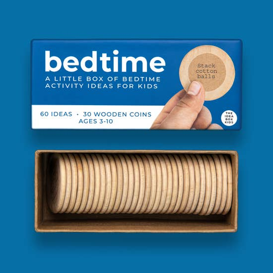 Bedtime Idea Box for Kids