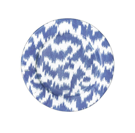 Moire Paper Salad Plate