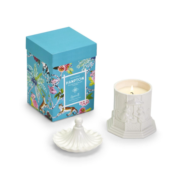 Pagoda Candle In Gift Box