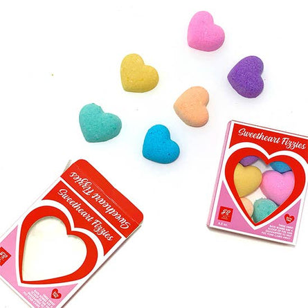 Sweetheart Fizzy Bath Treats