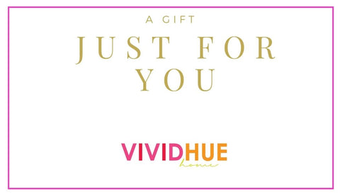 Vivid Hue HomeGift Card