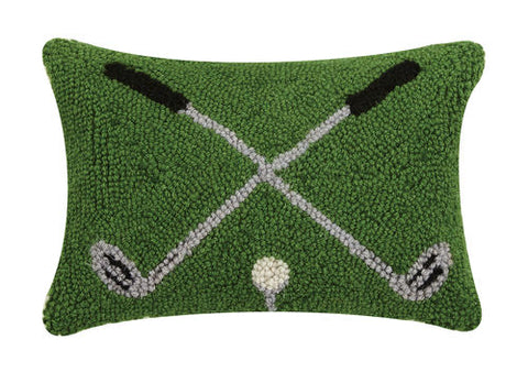 Golf Hook Lumbar Pillow