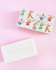 Bar Soap: Happiness