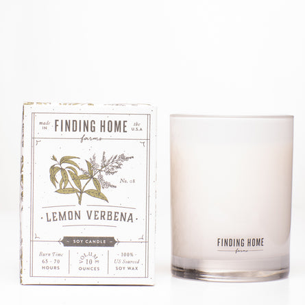 FH Lemon Verbena 10oz Candle