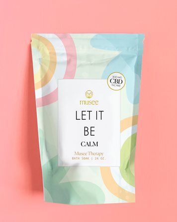Bath Soak: Let It Be CBD