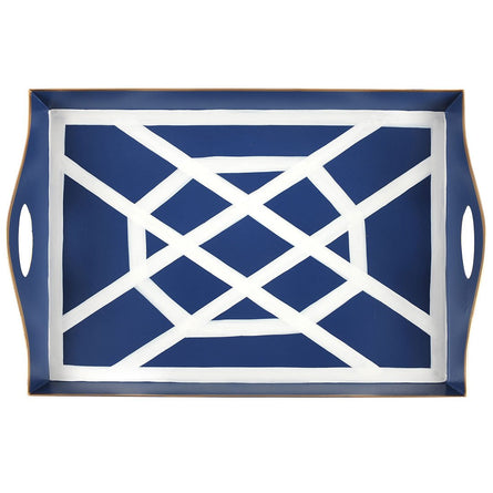 Dont Fret Blue Bentley Tray