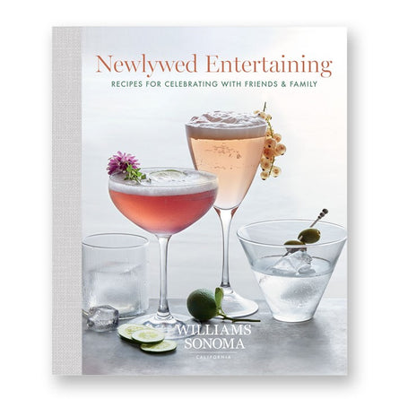 Newlywed Entertaining Cookbook