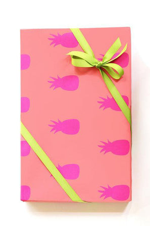 Pineapple Gift Wrapping Paper
