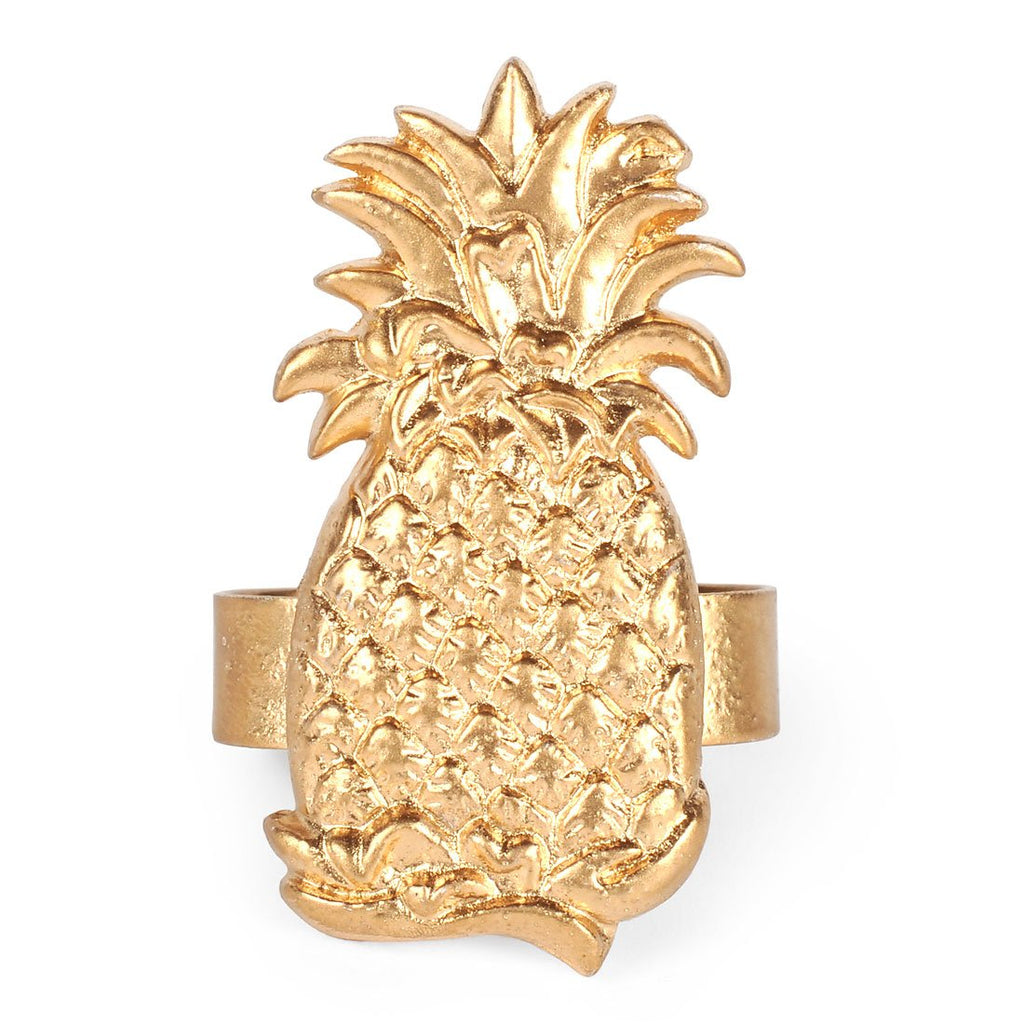 Regency Pineapple Napkin Ring