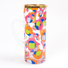Emily McCarthy Cheetah Spot Pitcher