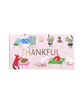 Bar Soap: Thankful