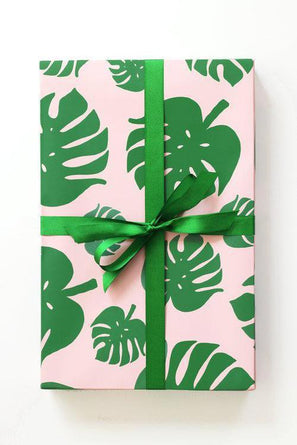 Tropical Palm Gift Wrapping Paper