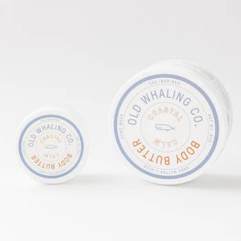 Old Whaling Body Butter Coastal Calm 2oz Travel Size