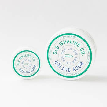 Old Whaling Body Butter Sea La Vie 2oz Travel Size