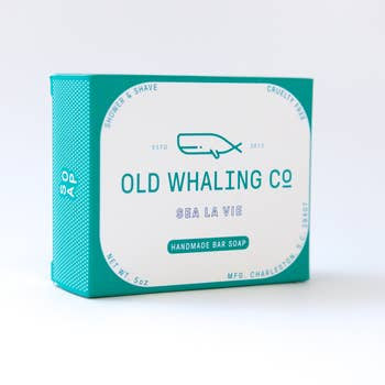 Old Whaling Sea La Vie Soap