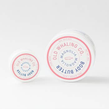 Old Whaling Body Butter Magnolia 2oz Travel Size