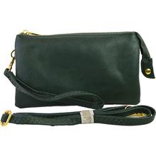 Newbury Crossbody Black Clutch