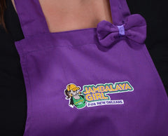 Jambalaya Girl Signature Apron Gift Set