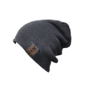 24/7 Tall Fit Wolf Grey Bluetooth Beanie Shell