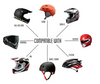 BE-LINK  Helmet Bluetooth Audio system Gen. 3.0