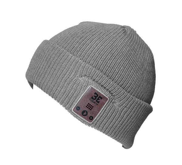 Diver Down Pewter Bluetooth Beanie Shell