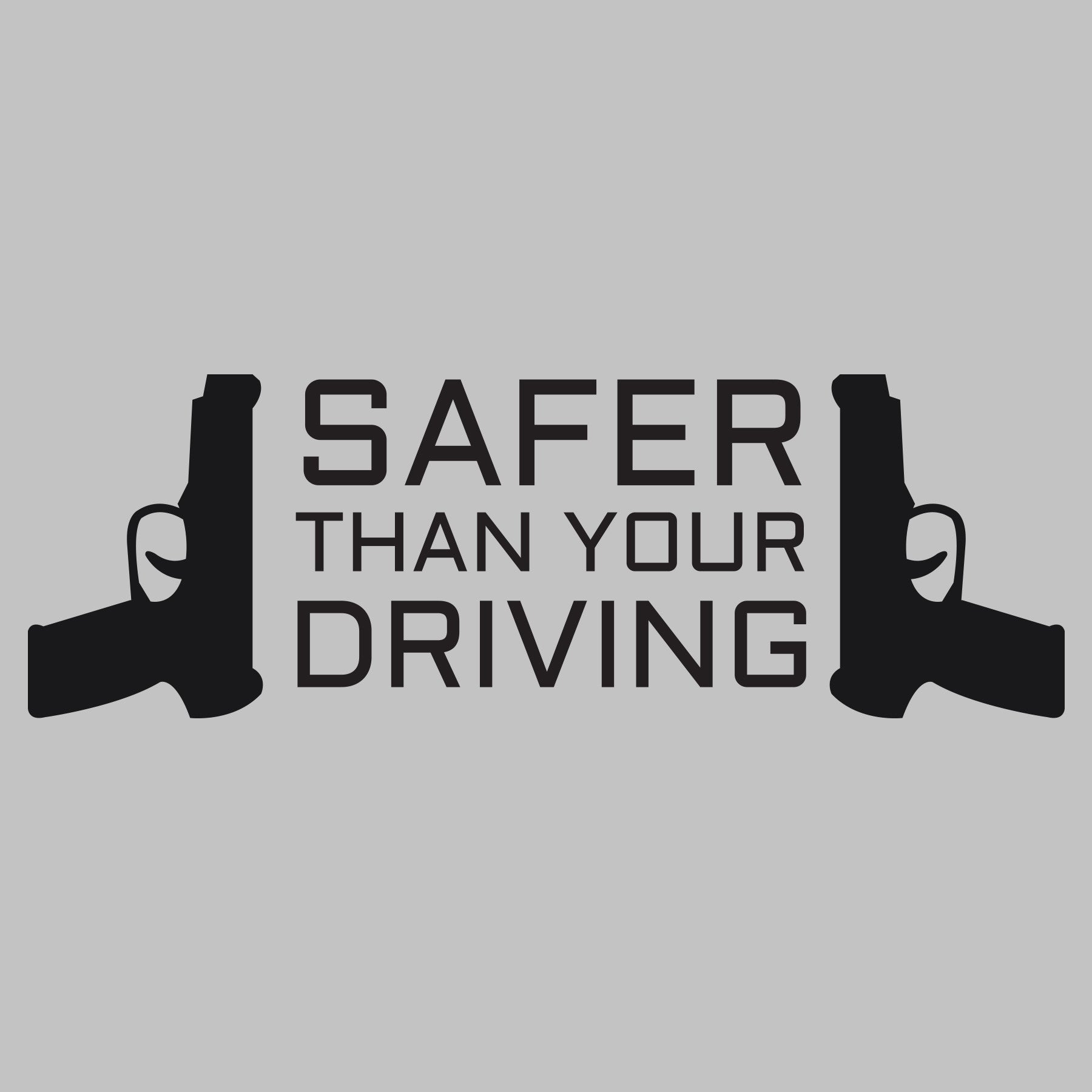 Safer than your driving