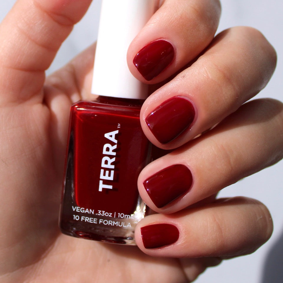 No. 14 Deep Red