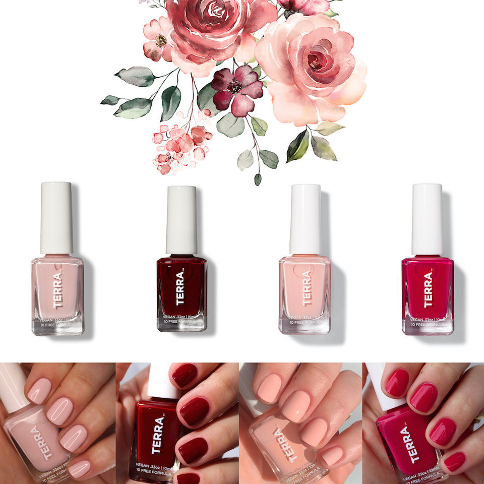 Colors of Roses Set (5 Piece)