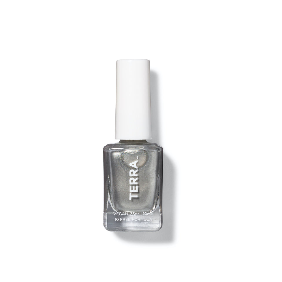 No. 27 Soft Silver Shimmer