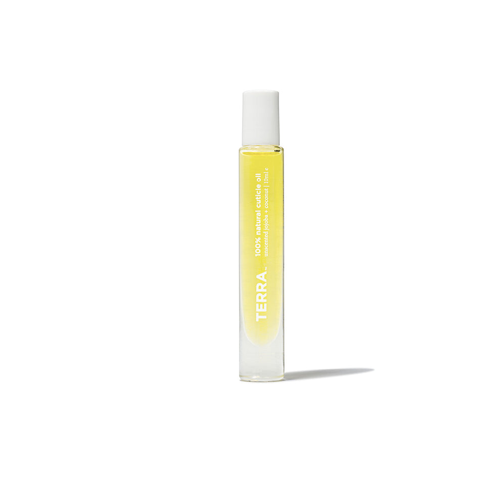 Unscented Natural Cuticle Oil with Jojoba & Coconut