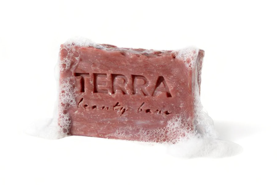 Naked Rose Facial Bar with Rosehip & Brazilian Rose Clay 4oz
