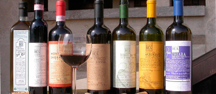Wines of Paolo Bea