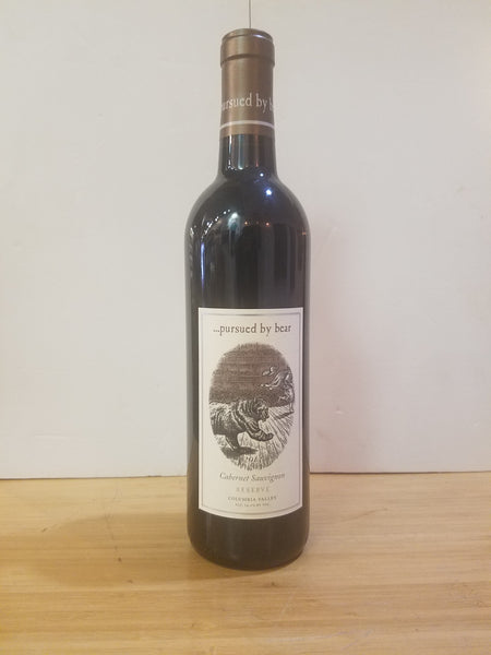 2013 Pursued By Bear Reserve Cabernet Sauvignon Columbia Valley