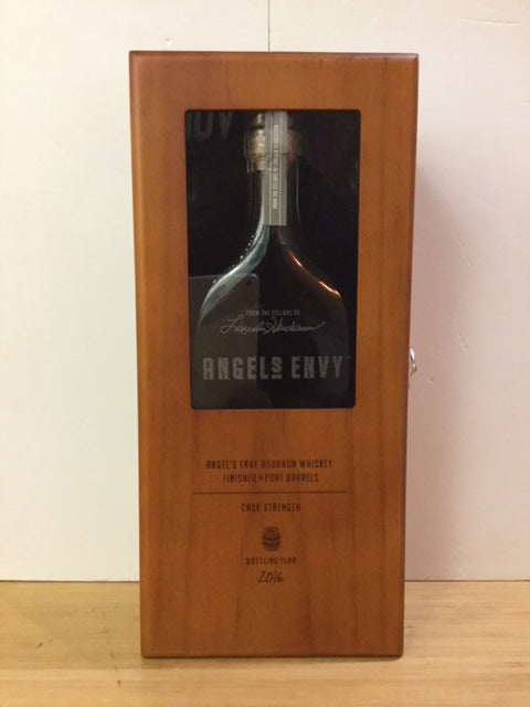 Angel's Envy Cask Strength Bourbon