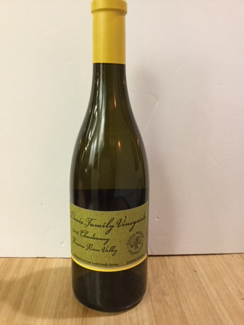 2016 Davis Family Vineyards Russian River Valley Chardonnay