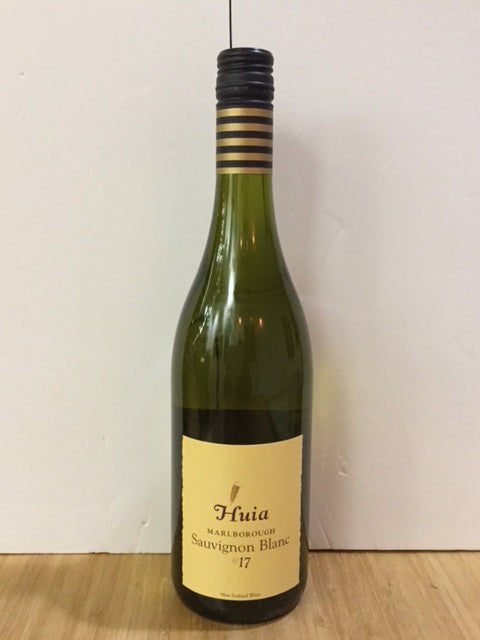 2017 Huia Sauvignon Blanc Marlborough