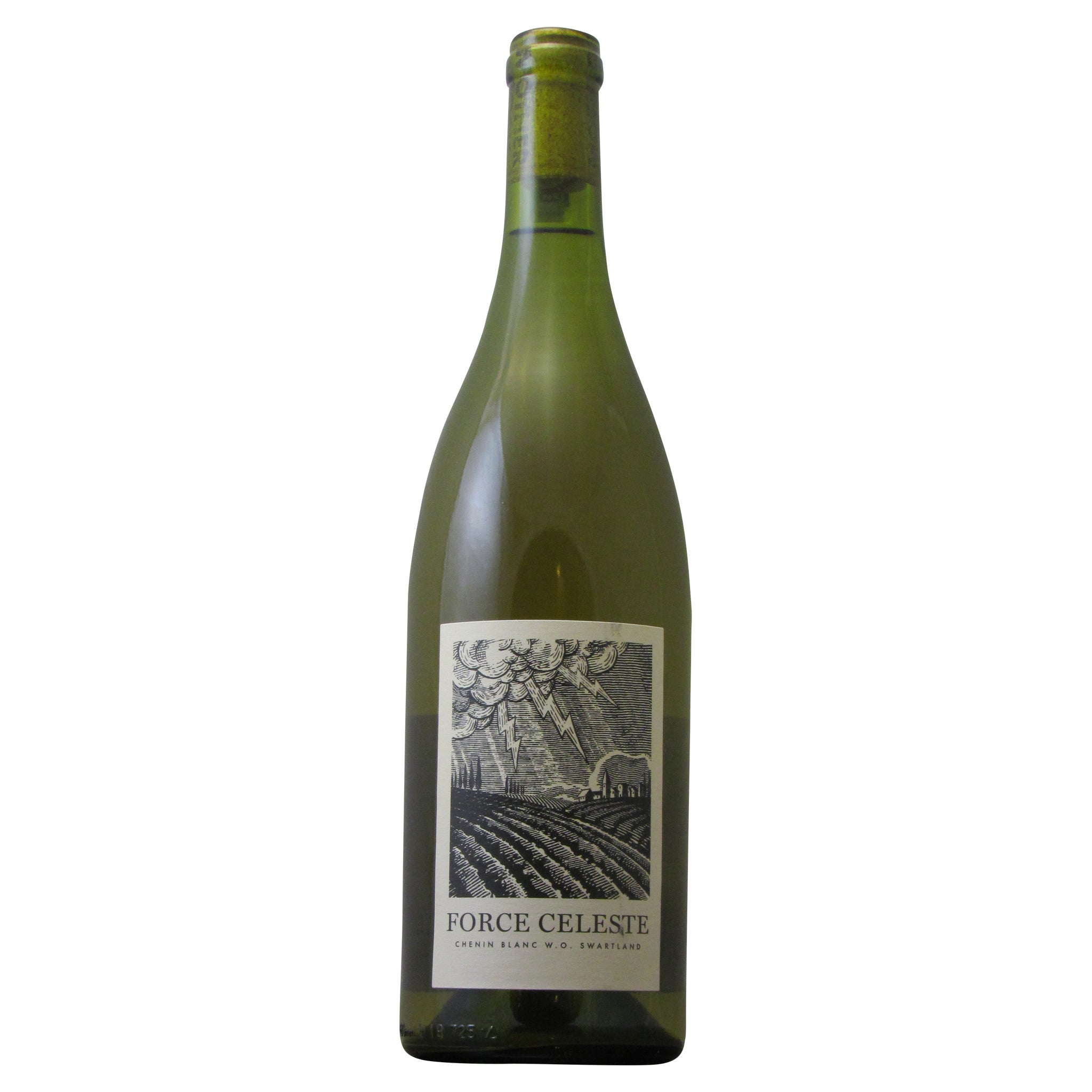 2019 Mother Rock Force Celeste Chenin Blanc