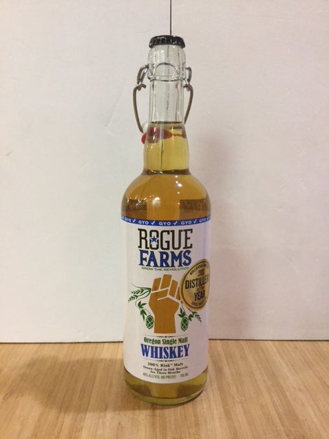 Rogue Farms Single Malt Whiskey