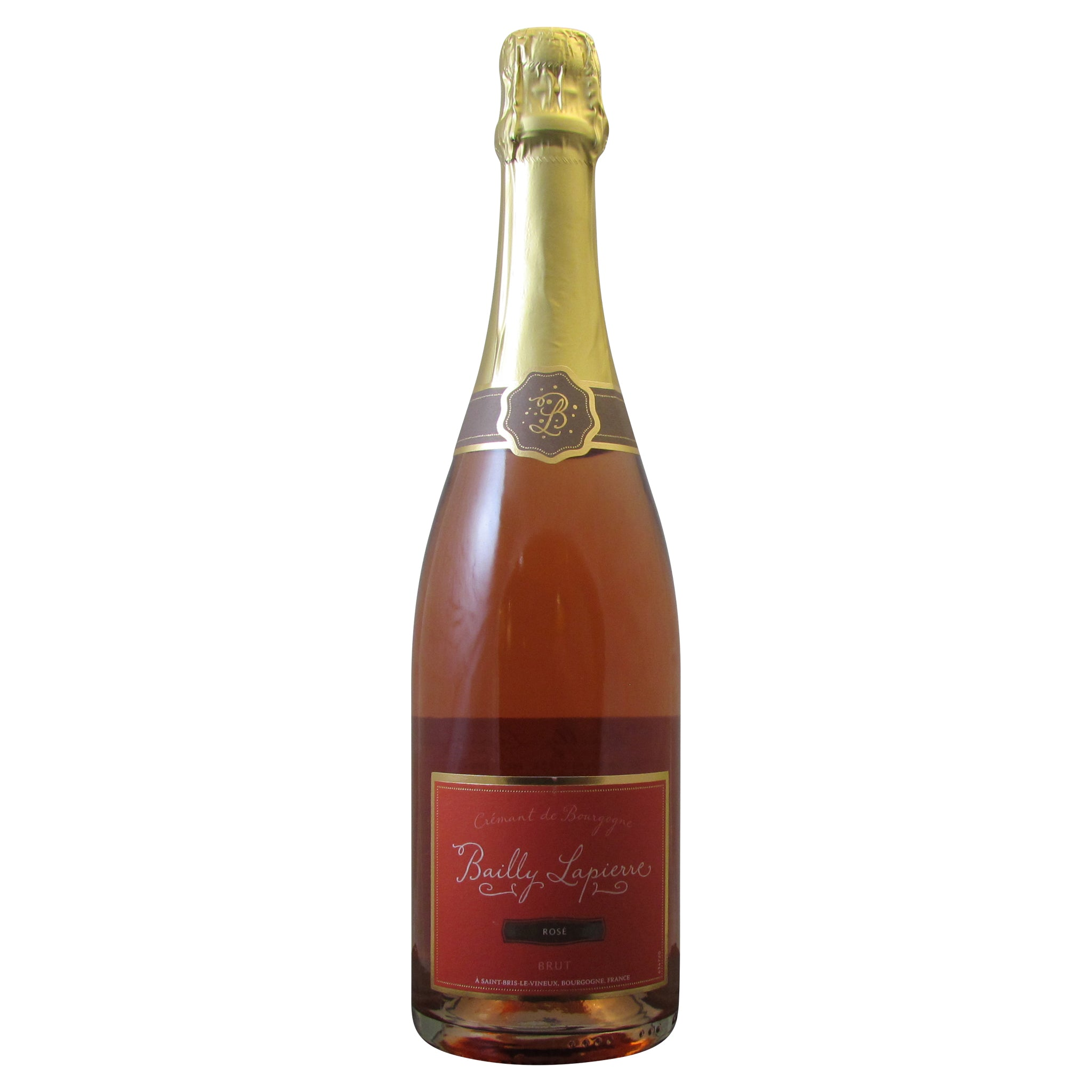 NV Bailly Lapierre Cremant Bourgogne Rose