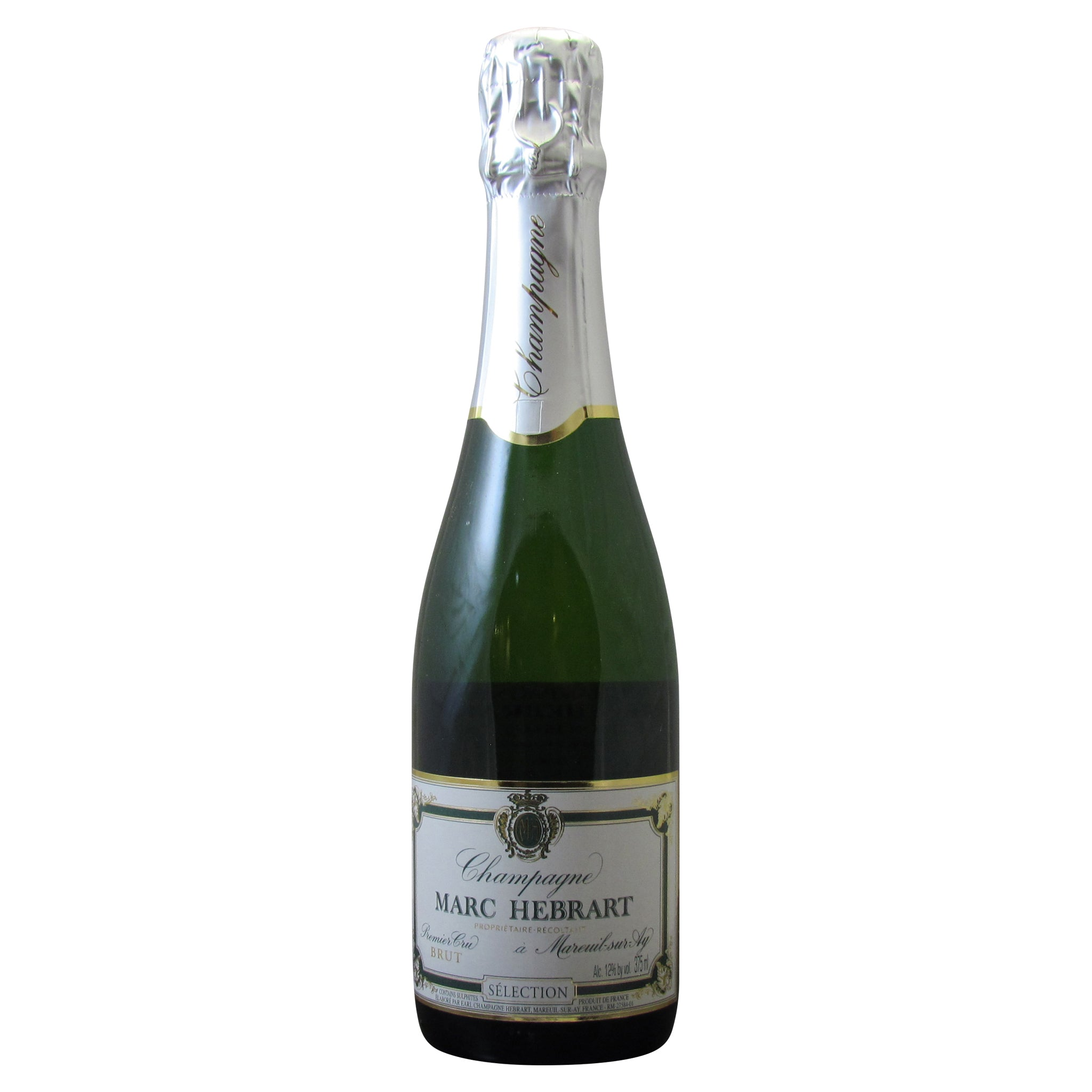 (375ml) NV Marc Hebrart Cuvee de Reserve