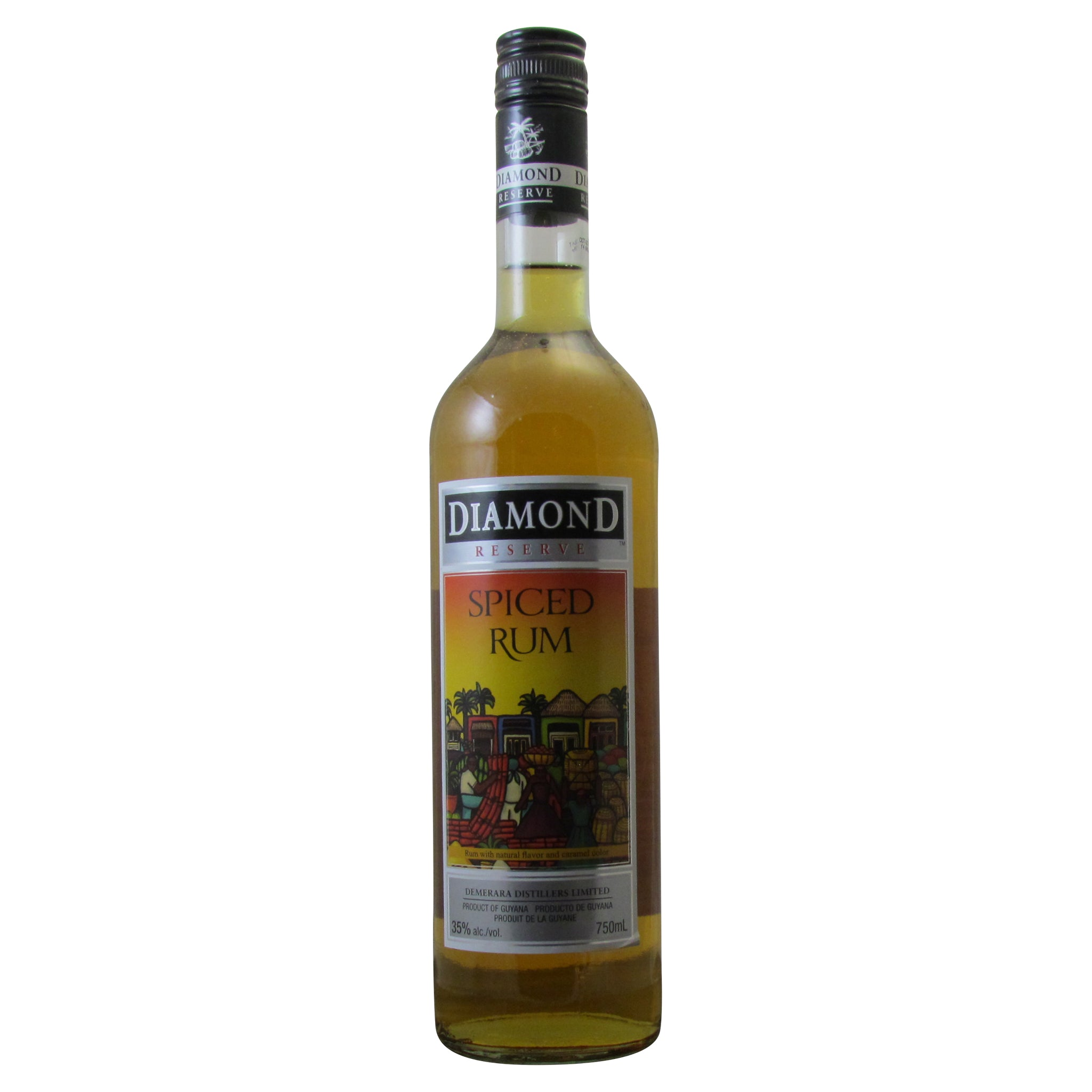 Diamond Spiced Rum