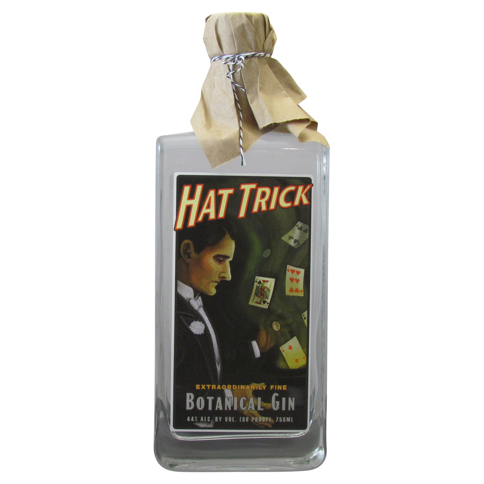 High Wire Hat Trick Botanical Gin
