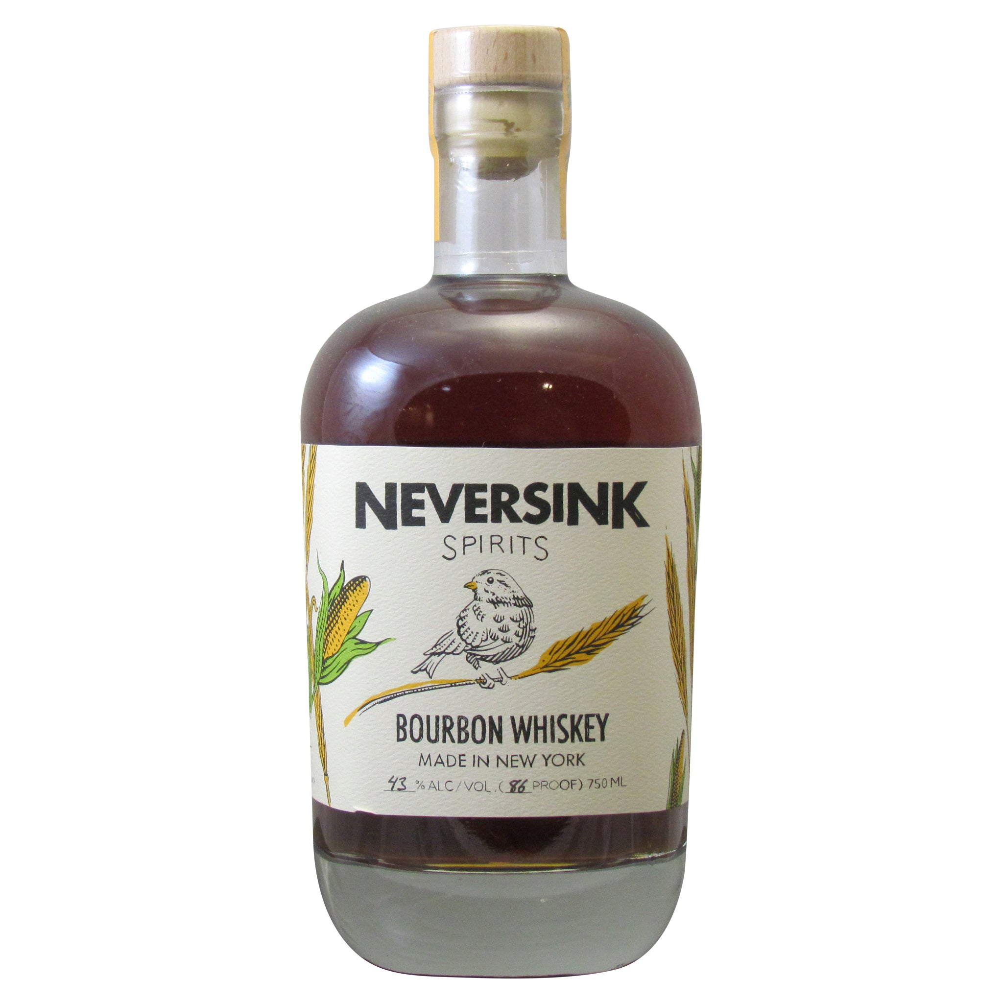 Neversink Spirits Bourbon Batch 4